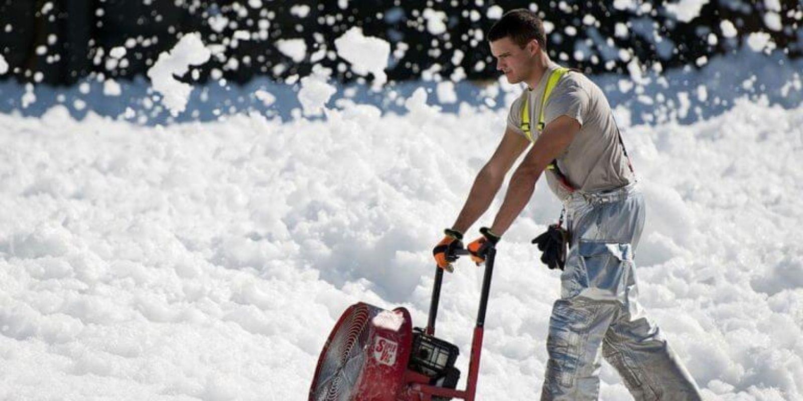 Winterdienst in Weinheim Gebäudereinigung in Weinheim