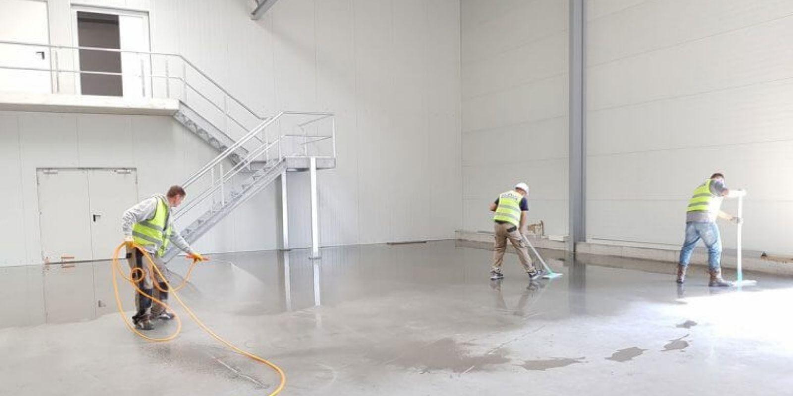 Bauendreinigung in Weinheim Gebäudereinigung in Weinheim